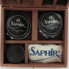 Saphir  Wooden Valet Box