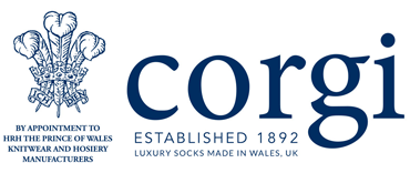 Corgi Socks Shoes