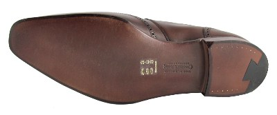 Leather Channelled Sole