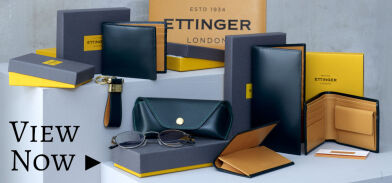 View our wide range of Ettinger leather goods
