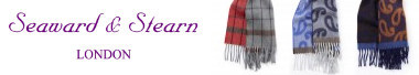 Seaward and Stearn Scarves