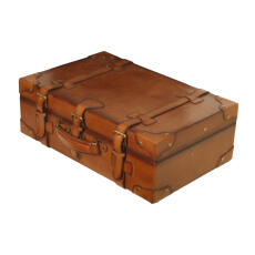 Ashwood Leather Morgan Vintage Classic Trunk