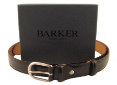 Barker Brogue Black Belt
