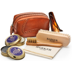 Barker Shoe Care Kit