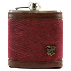 British Belt Company Langdale Hipflask Port