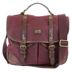 British Belt Company Langdale Satchel Port