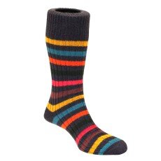 Corgi Socks Multicoloured Stripes