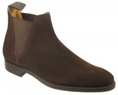 Crockett and Jones Chelsea 8 Suede