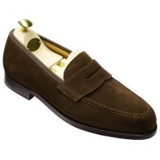 Crockett and Jones Boston Suede