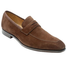 Crockett and Jones Merton Suede