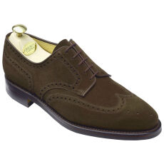 Crockett and Jones Swansea Suede