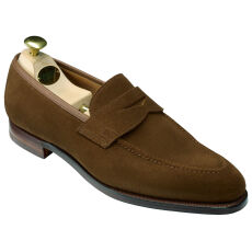Crockett and Jones Sydney Snuff Suede