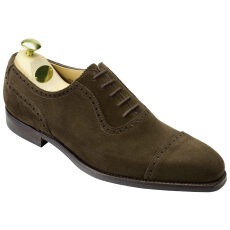 Crockett and Jones Westbourne Suede