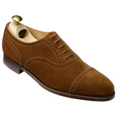 Crockett and Jones Westfield Suede