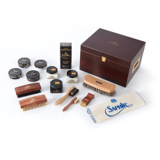 Edward and James Saphir Connoisseur Valet Box