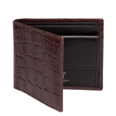 Ettinger Croco with 3CC  Coin Purse CC141JR