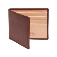 Ettinger Saint Crispin Wallet with 6 CC SC030CJR
