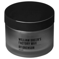 Grenson William Green Black Factory Wax