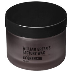 Grenson William Green Burgundy Factory Wax