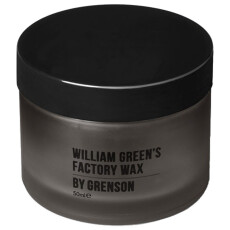 Grenson William Green Dark Brown Factory Wax