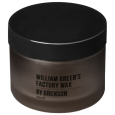 Grenson William Green Tan Factory Wax