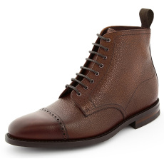 Loake Hyde Oxblood Grain MTO