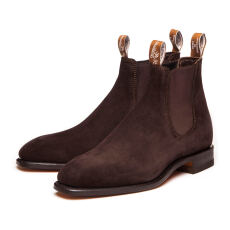 RM Williams  Craftsman Suede