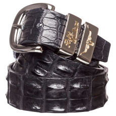 RM Williams CB660.02. Crocodile Leather Belt