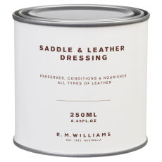RM Williams Saddle Leather Dressing