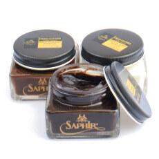 Saphir  Oiled Leather Cream
