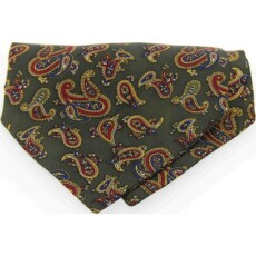 Soprano Accessories Large Country Green Paisley