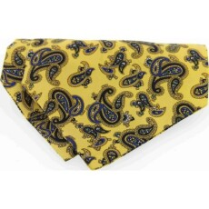 Soprano Accessories Large Gold Paisley