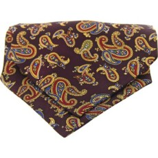 Soprano Accessories Large Wine Paisley