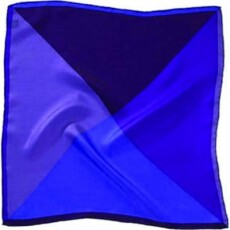 Soprano Accessories Purple Silk Multi-Shade