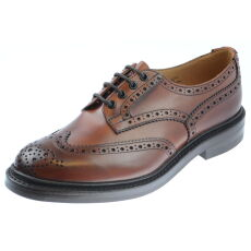 Trickers Bourton Dainite Chestnut